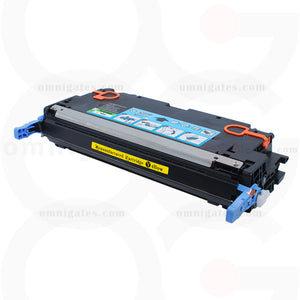 yellow OGP Remanufactured HP Q7562AY Laser Toner Cartridge