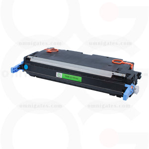 cyan OGP Remanufactured HP Q7581A Laser Toner Cartridge