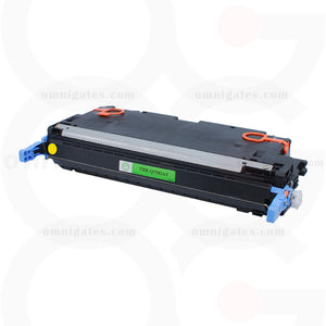 yellow OGP Remanufactured HP Q7582A Laser Toner Cartridge