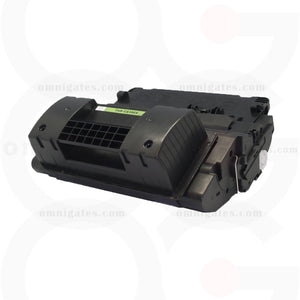 black OGP Compatible HP CE390X Laser Toner Cartridge