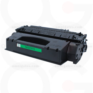 black OGP Compatible HP Q7553X Laser Toner Cartridge