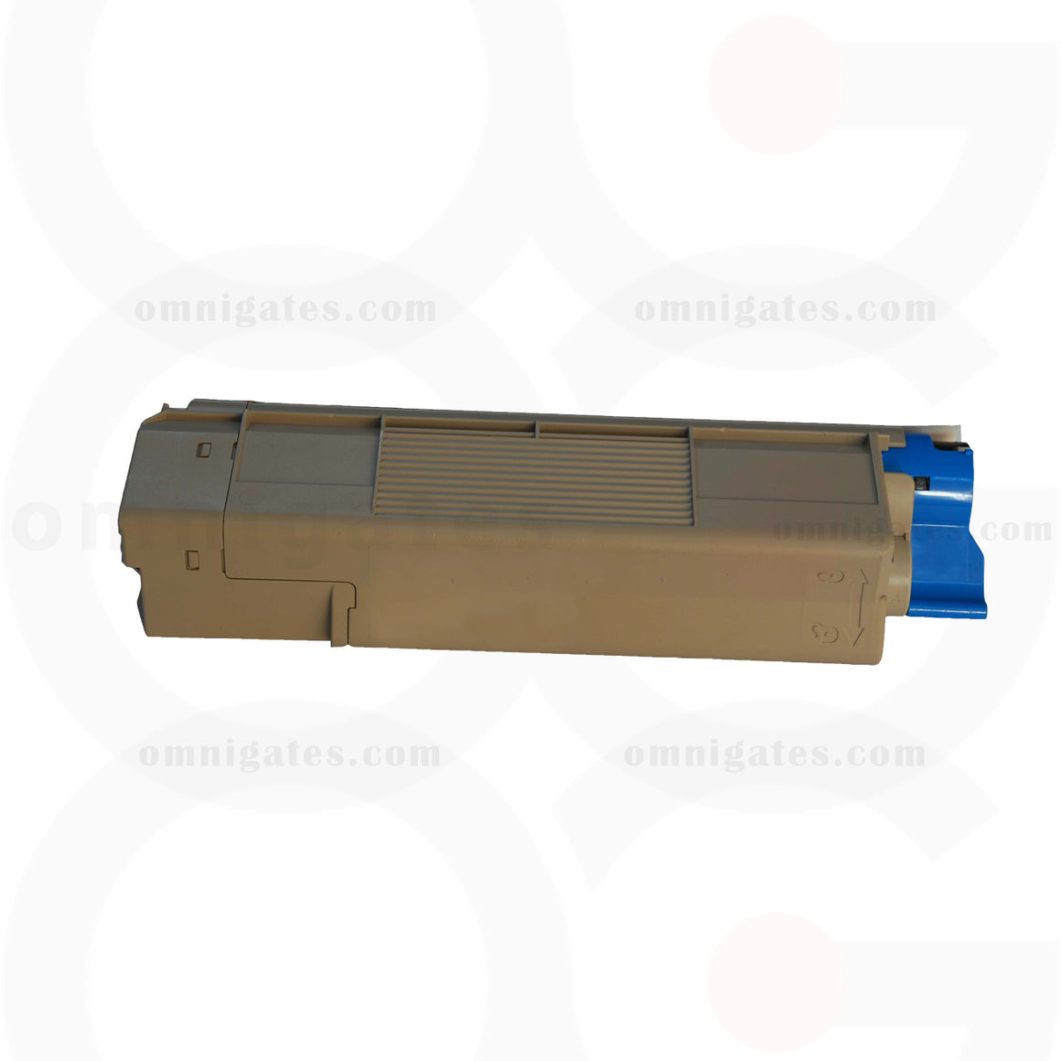 cyan OGP Remanufactured Okidata 43324403 Laser Toner Cartridge