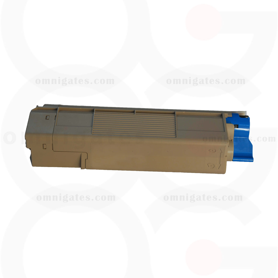 black OGP Remanufactured Okidata 43324404 Laser Toner Cartridge