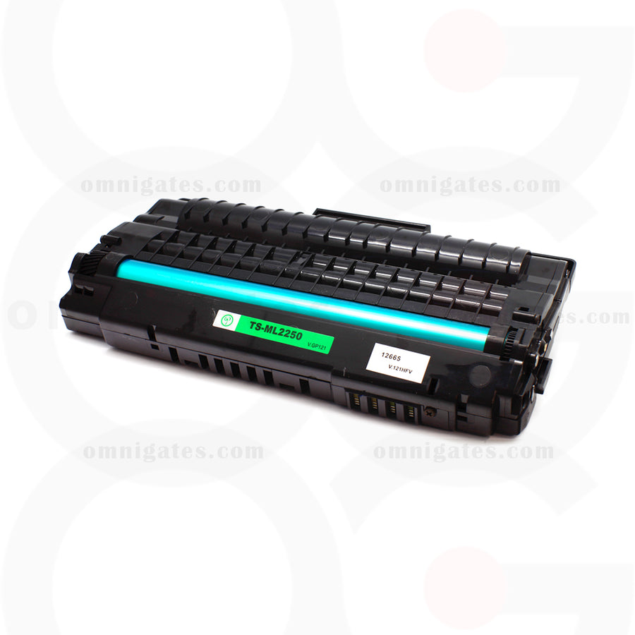 black OGP Compatible Samsung ML2250D5 Laser Toner Cartridge