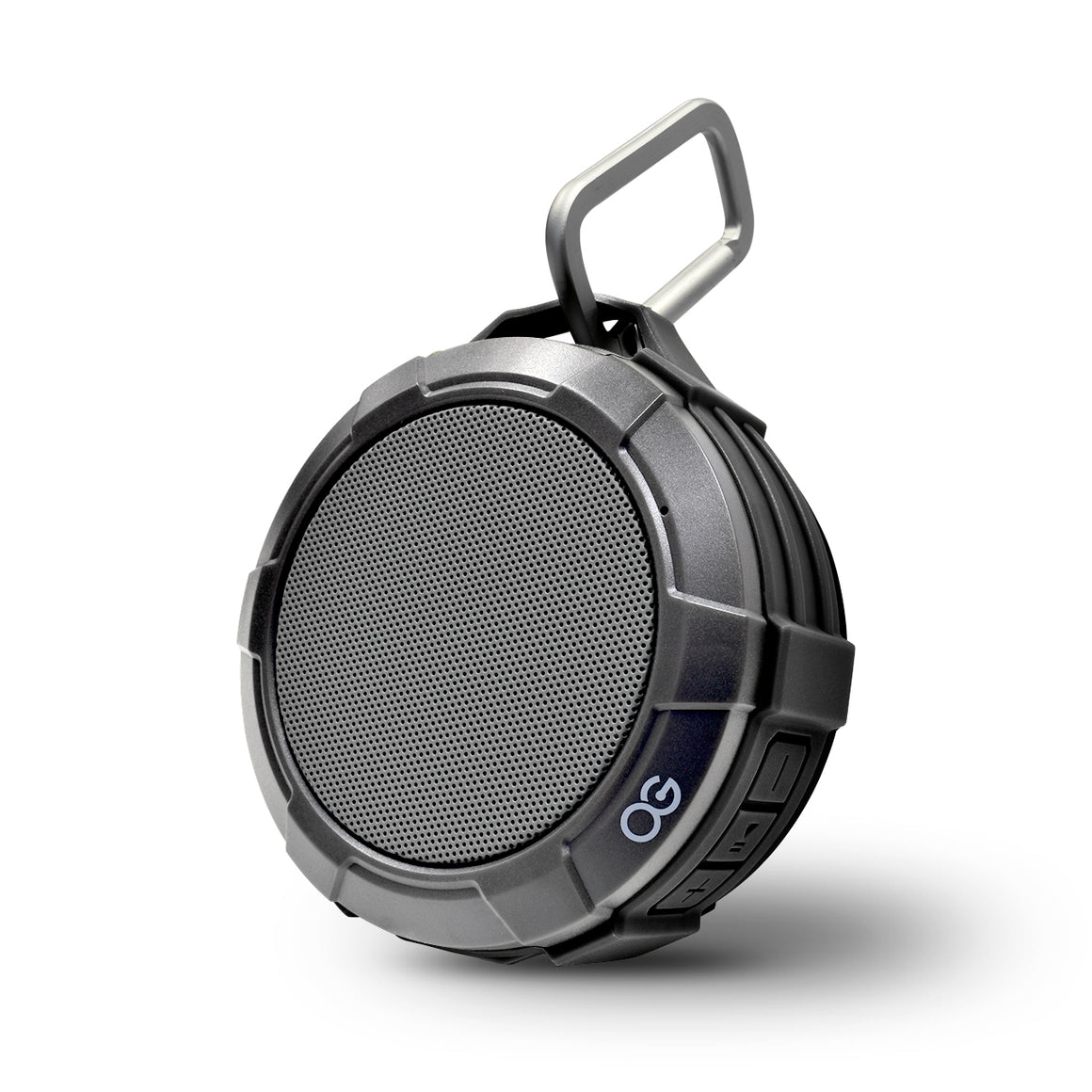 Omnigates Aeon Portable Bluetooth Speaker POD [Black / Gray]