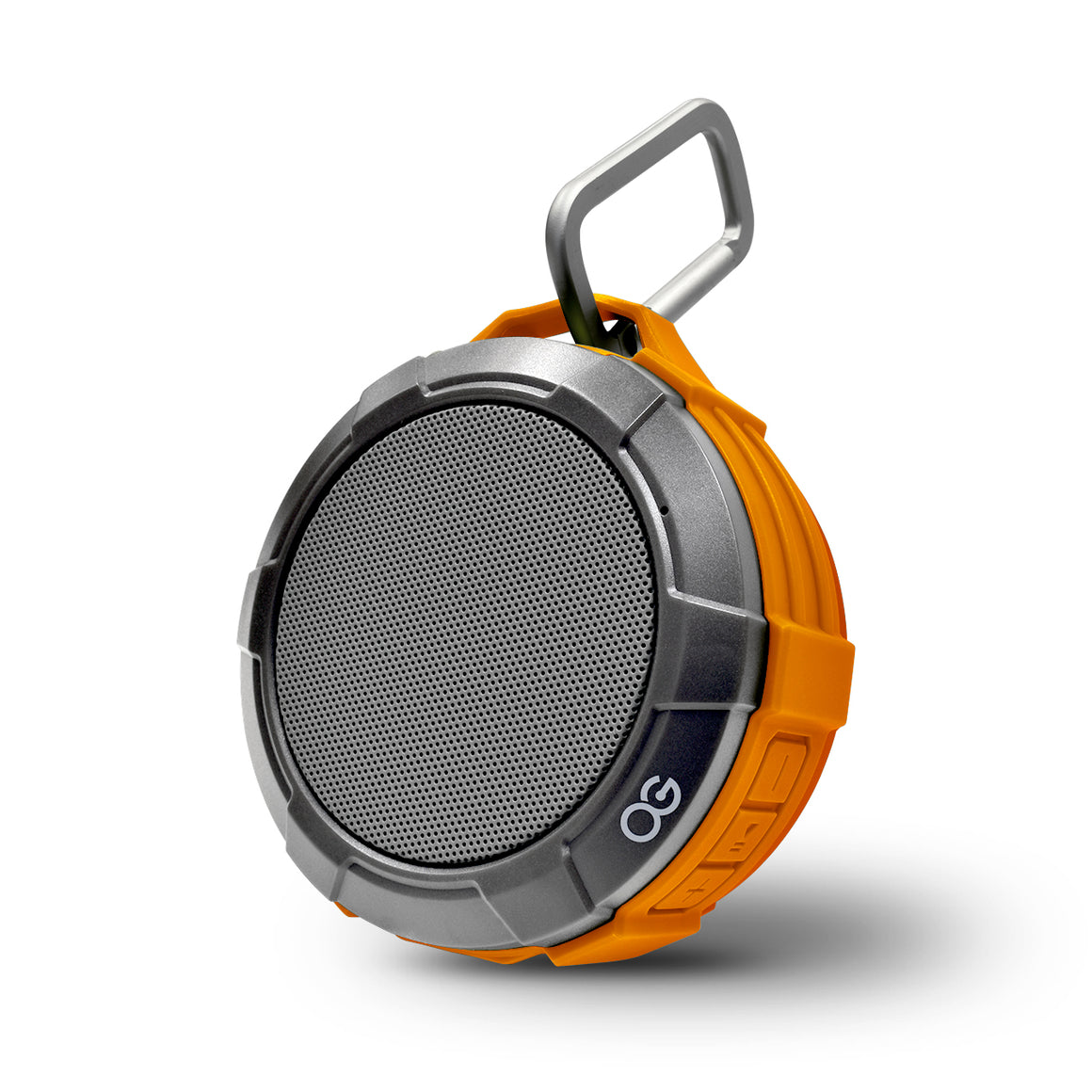 Omnigates Aeon POD Bluetooth Speaker [Orange / Gray]