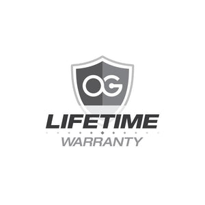 Omnigates lifetime warranty