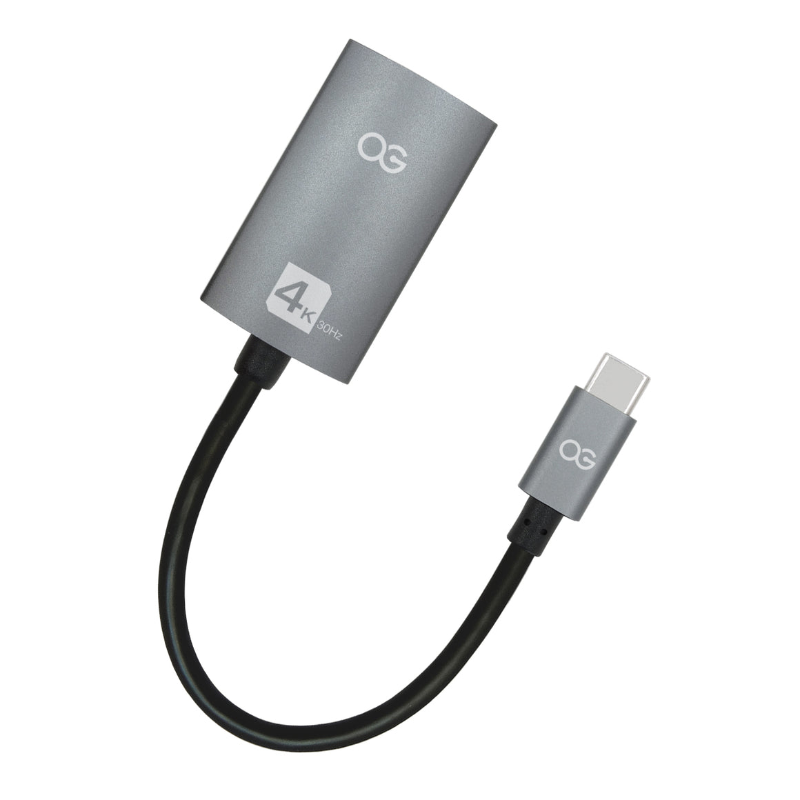 Omnigates USB C to HDMI Adapter (4K@30Hz)