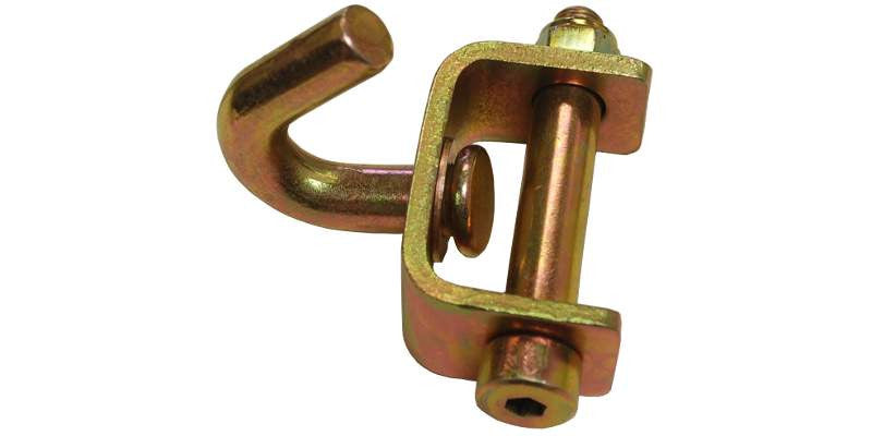 2'' Forged Swivel J Hook with Screw