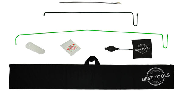 6PC Magic Wand Lock-out Kit in Velcro Bag