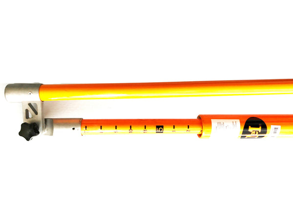 15' Heavy Duty Telescoping Measuring Stick with Bag
