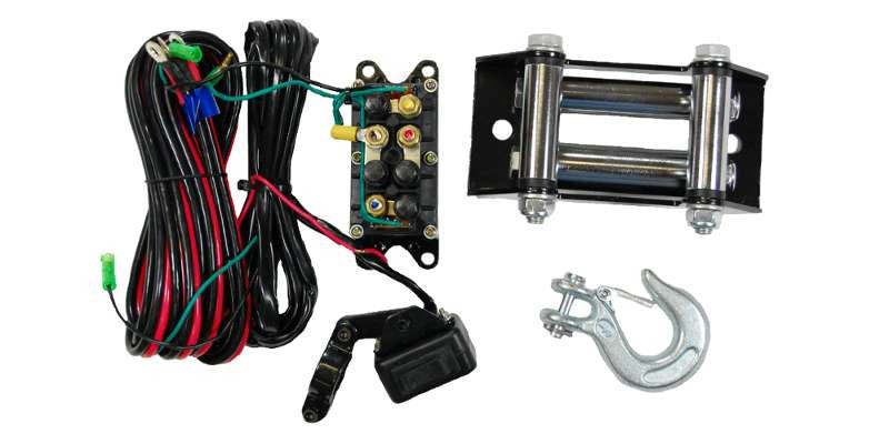 3,500 LB ATV Winch - Free Shipping