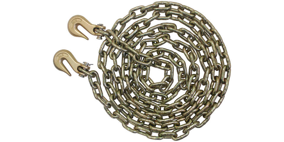 "1/2"" Binder Transport Chain Grade 70"