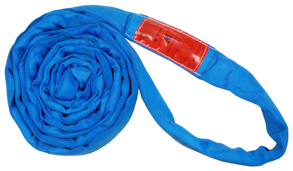 Round Polyester Sling Heavy Duty Recovery Kit - Free Shipping