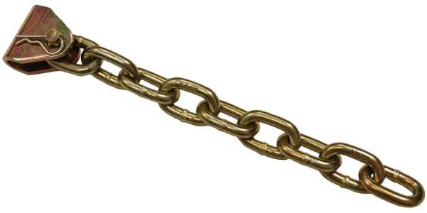 U Bracket Chain End