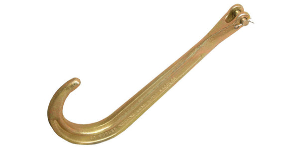Long Shank Towing J Hook Grade 70