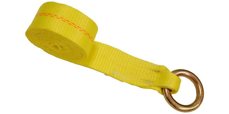 "2"" Tie Down Strap w/ O Ring"