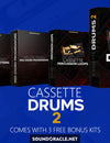 Cassette Drums 2: The Ultimate Drum Kit