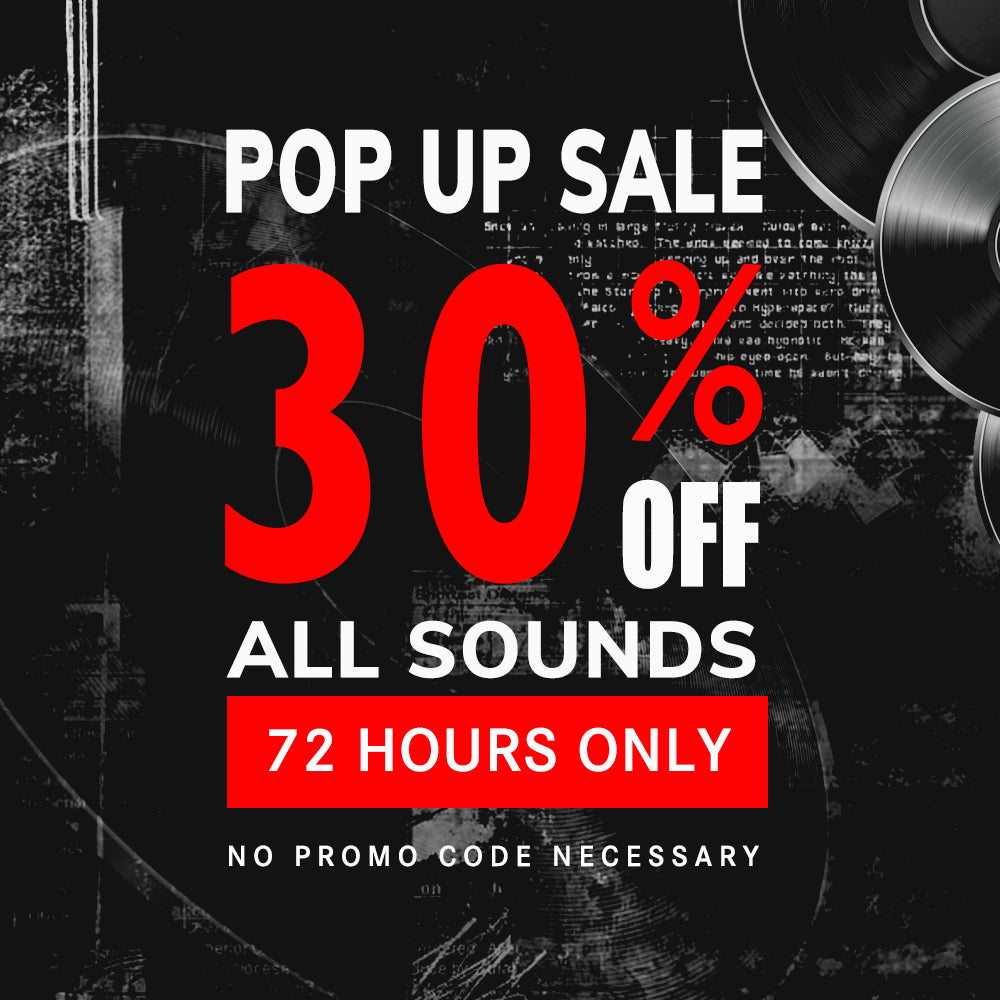 SoundOracle, BeDifferentBeDope, Pop UP Sale, Sale, Sales, Beat Sale, Beat Sales, Beats4Sale, Beats For Sale, Sounds For Sale, Sound Kits For Sale, Sound Libraries For Sale, Kit Sale, 30% OFF, 72-Hour Sale, 72-Hour Pop Up Sale, Sound Sale, No Promo Code Ne