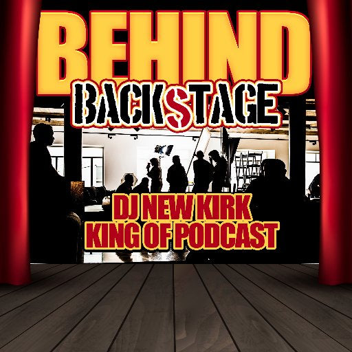 Sound Oracle on Behind Backstage Podcast Ep 8 with DJ Newkirk & Au-Dacity