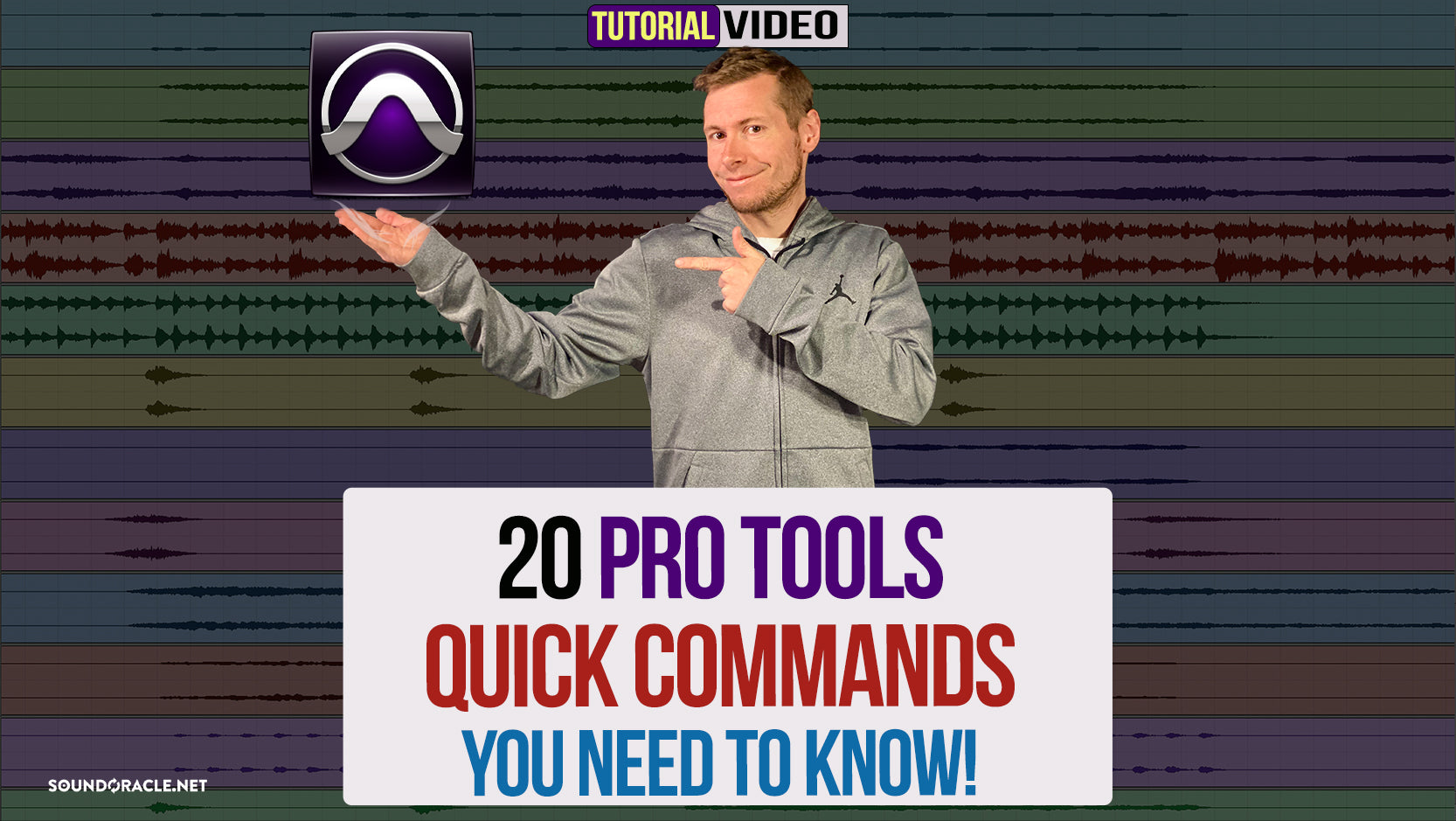 20 Pro Tools Quick Commands You Need To Know