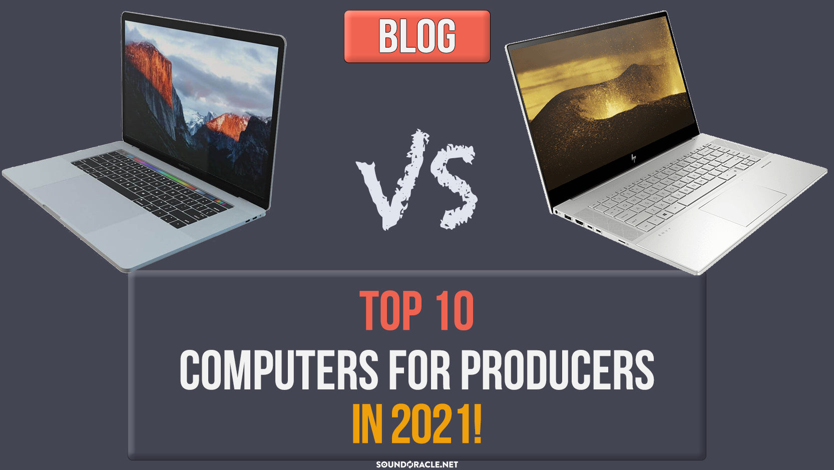 Top 10 Computers For Music Production In 2021!