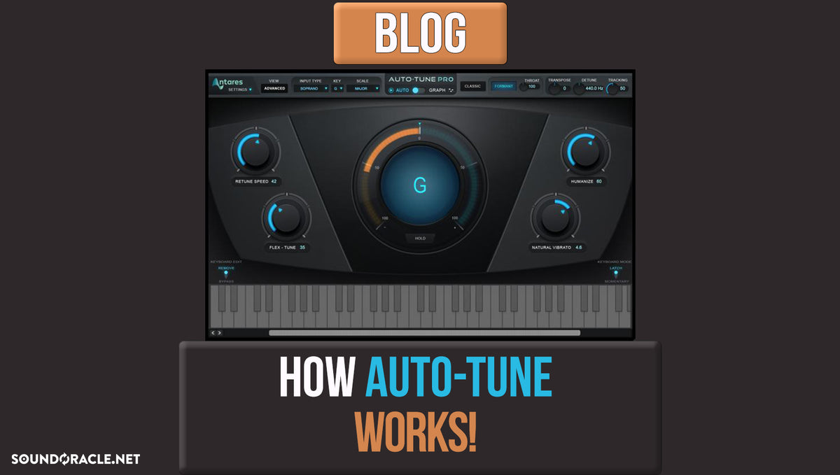 How Auto-Tune Works!