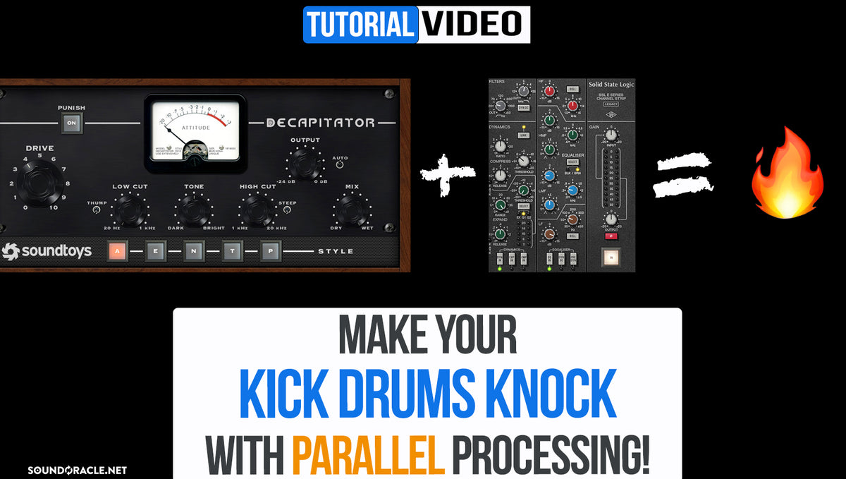 Make Your Kick Drums Knock with Parallel Processing!