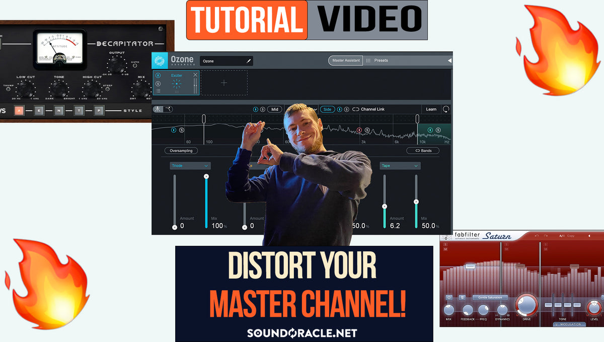 Distort Your Master Channel!