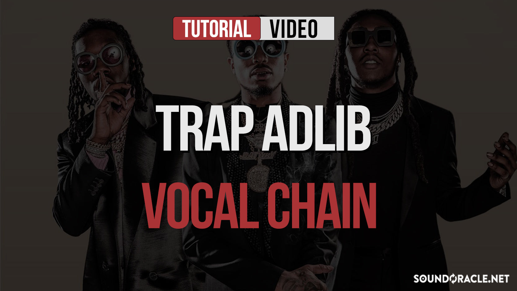 Trap Adlib Vocal Chain