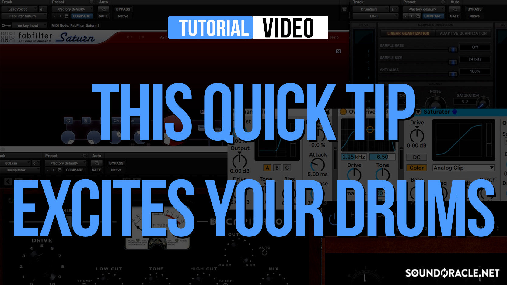 This Quick Tip Excites Your Drums