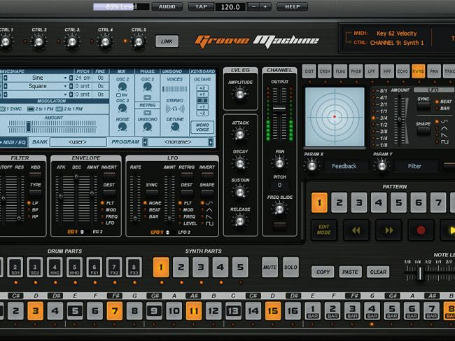 the 15 best vst plugin drum machines in the world today sound oracle sound kits. Black Bedroom Furniture Sets. Home Design Ideas