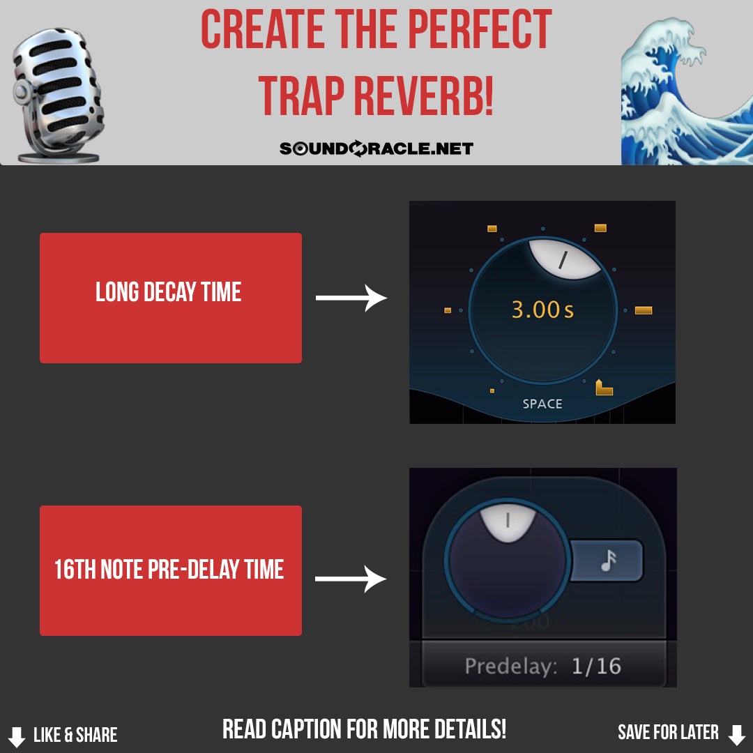 Create The Perfect Trap Reverb!