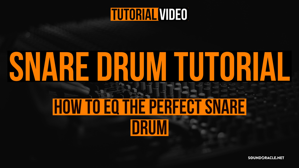 Snare, Snares, Snare Drum, Snare Drum Tutorial, Snare Frequencies, How to Eq the Perfect Snare Drum, Step-By-Step Guide On How To Eq The Perfect Kick Drum, Fundamental Series, Fundamental Frequencies Of Snare Drums