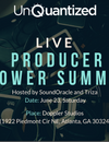 Exclusive Producer Power Summit - June 23rd, Atlanta