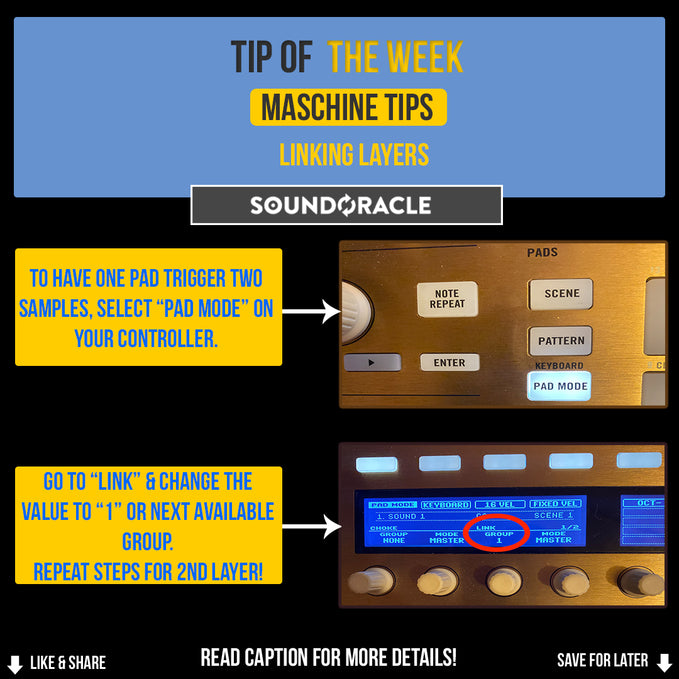 Maschine Tips: Production Quick Tip of The Week #53