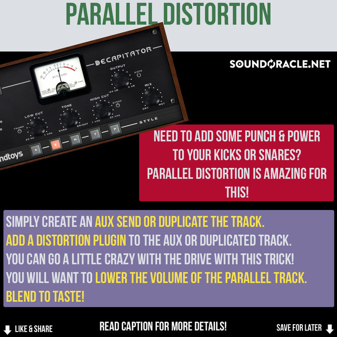 Parallel Distortion