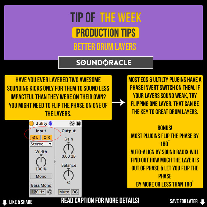 Better Drum Layers: Production Tips