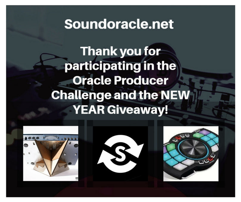 Thank You for Participating in the Oracle Producer Challenge!!!!