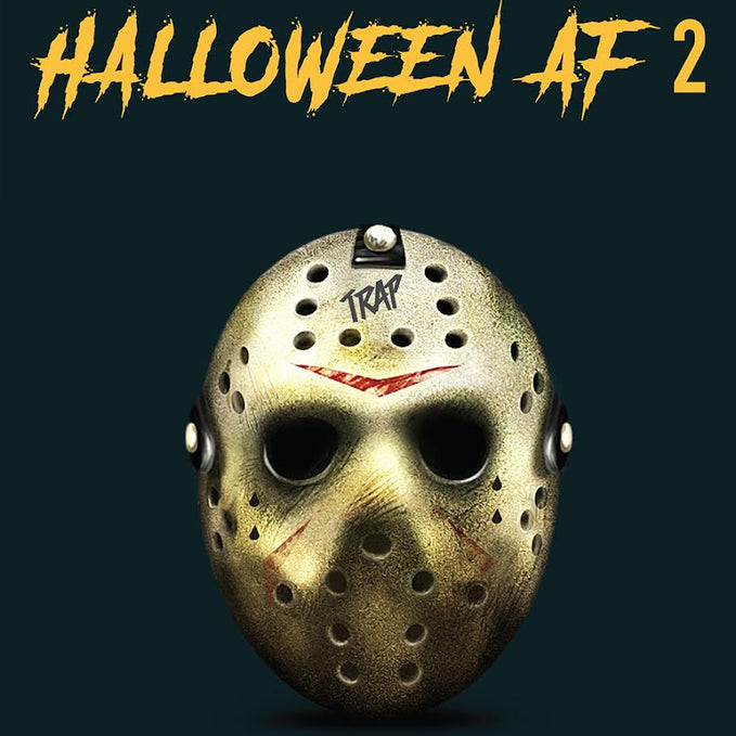 FREE Sound Kit: Halloween AF 2 Presented by Soundoracle.net and TheProducerKit.com