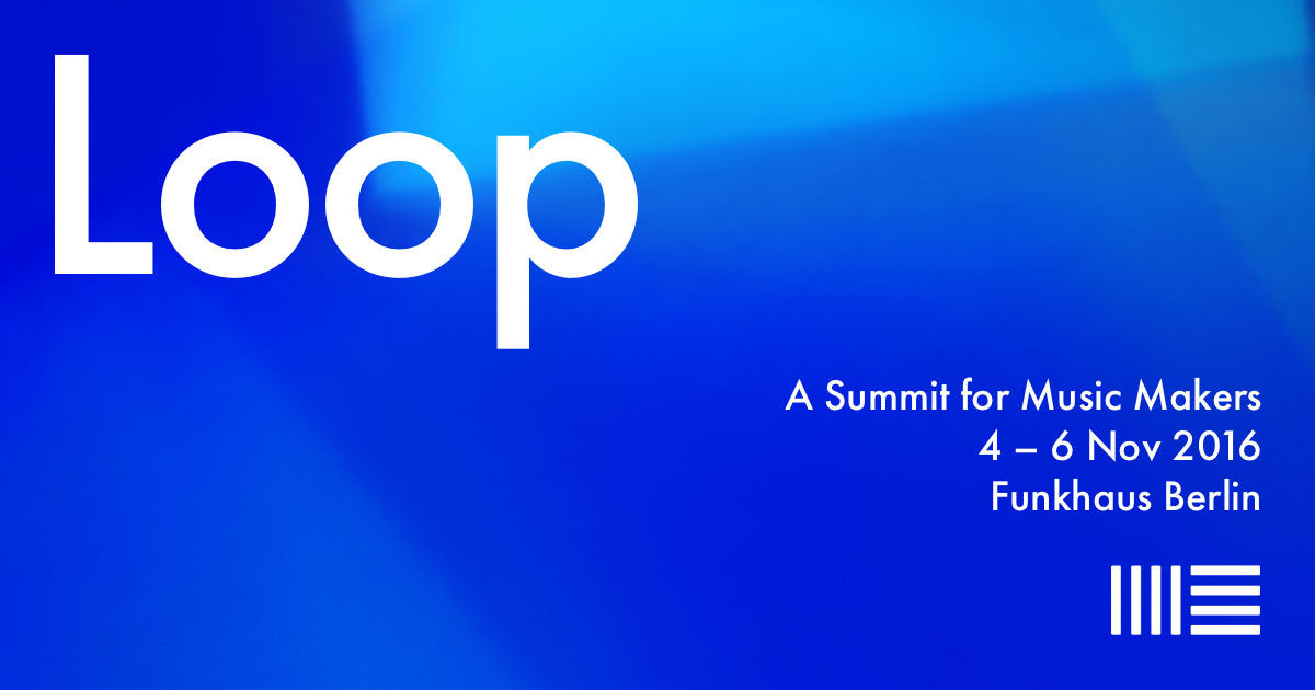 Sound Oracle speaks at Ableton Loop Summit for Music Makers