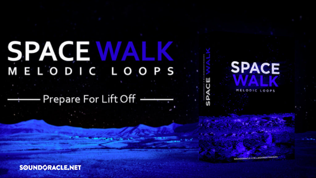 New Library: Space Walk Melodic Loops