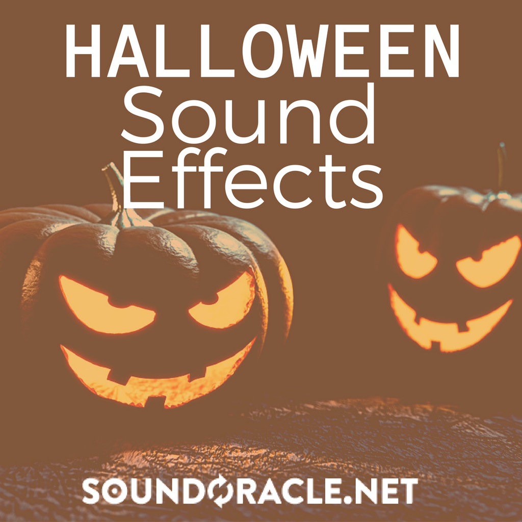 Tips for Recording Your Own Terrifying Sound Effects