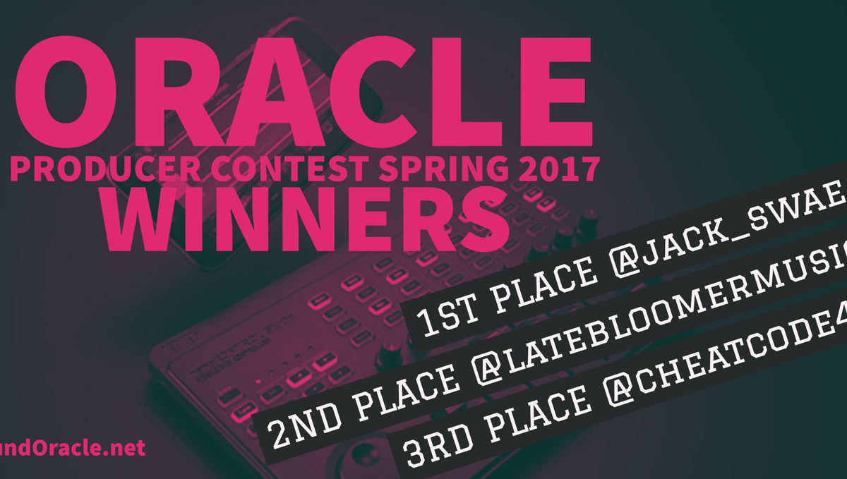Winners Oracle Producer Challenge - Spring 2017