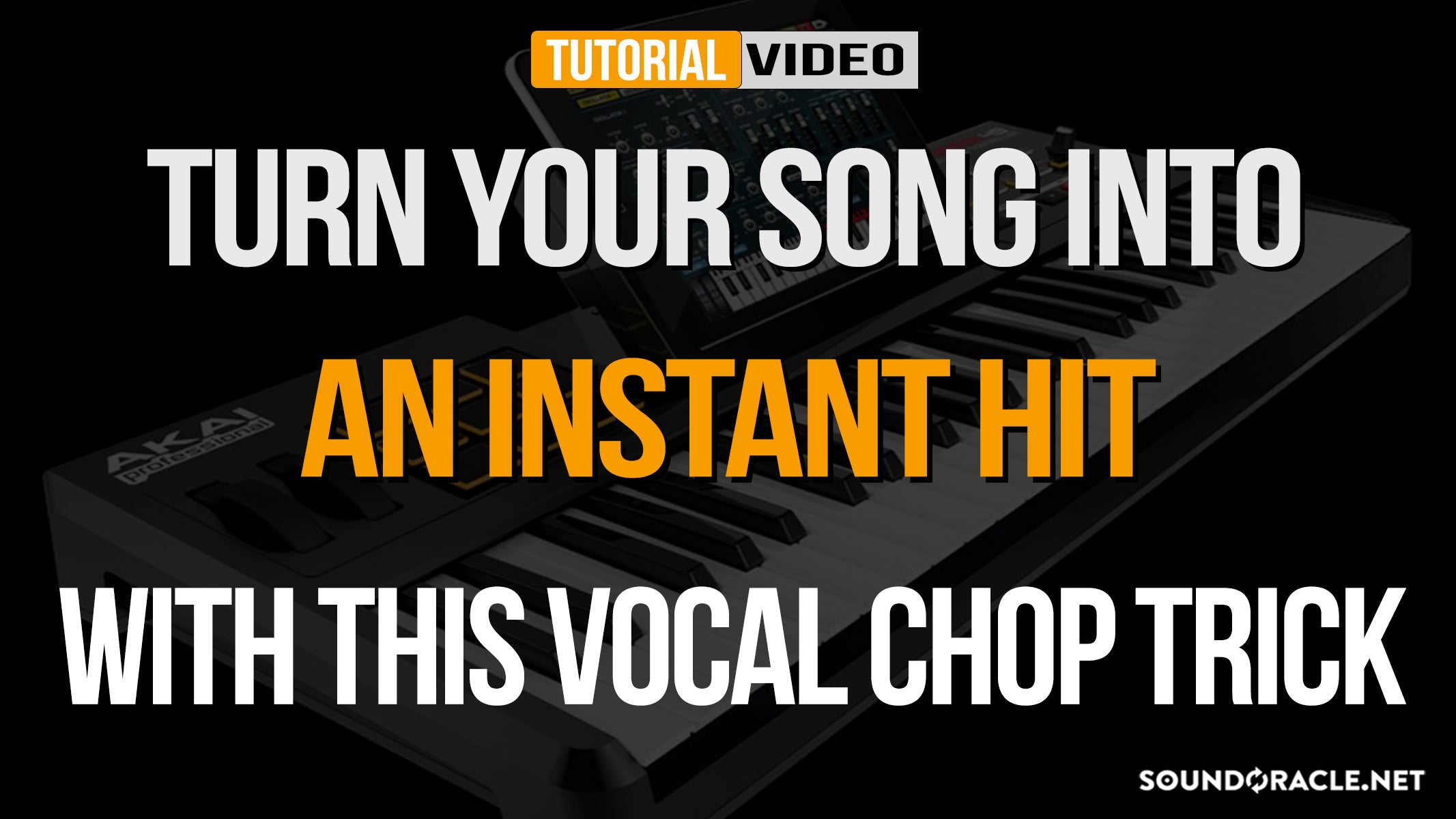Turn Your Song Into An Instant Hit With This Vocal Chopping Effect