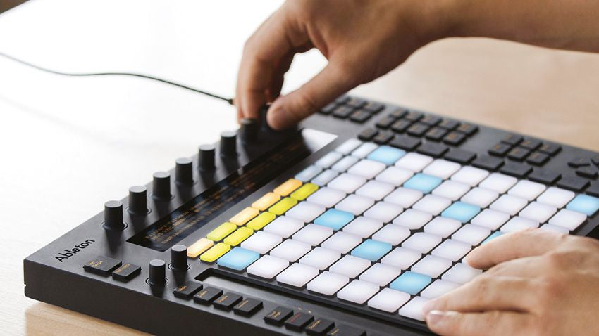 8 ways to become an Ableton Push power user