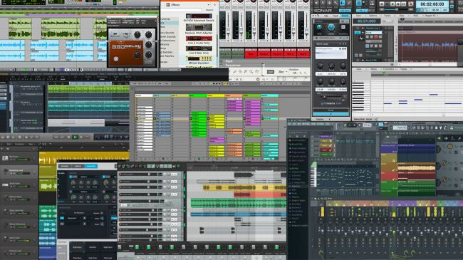 Top 10 Best DAWs of 2015 – Music Production Software