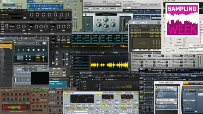 The 16 best software samplers in the world today