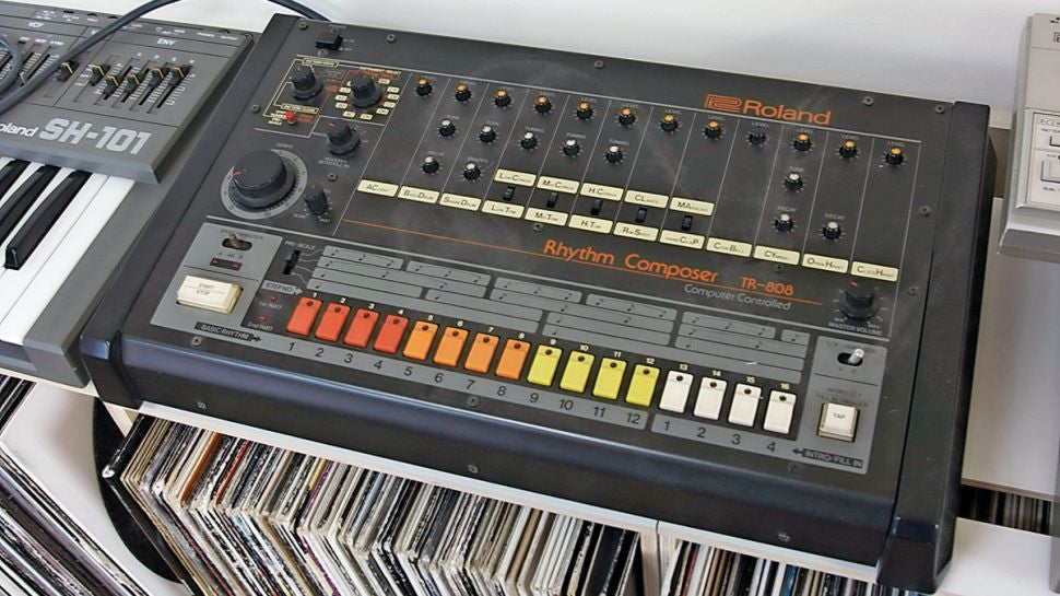 4 ways to process a Roland TR-808 bass drum