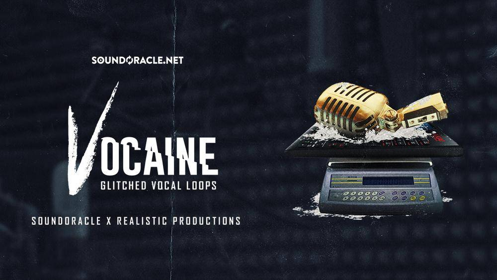 New Sound Library: Vocaine (Glitched Vocal Loops)